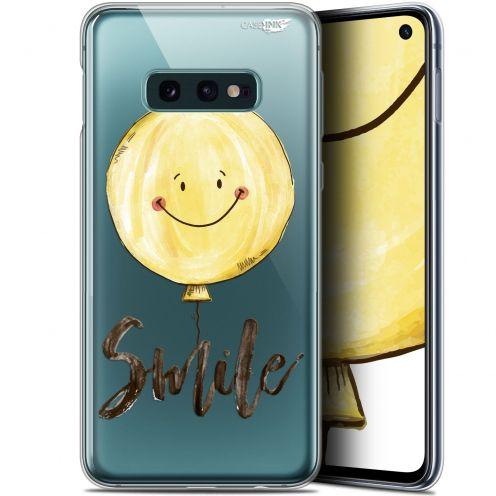 """Coque Gel Samsung Galaxy S10e (5.8"""") Extra Fine Motif - Smile Baloon"""