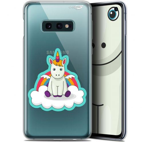 """Coque Gel Samsung Galaxy S10e (5.8"""") Extra Fine Motif -  Bébé Licorne"""