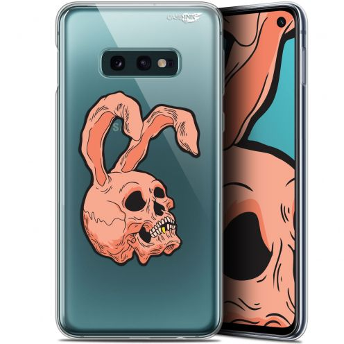 "Coque Gel Samsung Galaxy S10e (5.8"") Extra Fine Motif - Rabbit Skull"