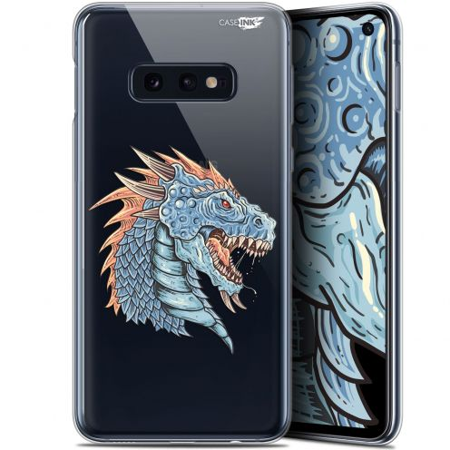 "Coque Gel Samsung Galaxy S10e (5.8"") Extra Fine Motif - Dragon Draw"