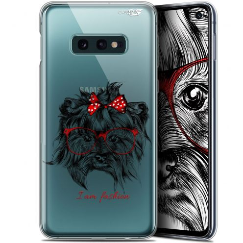 "Coque Gel Samsung Galaxy S10e (5.8"") Extra Fine Motif - Fashion Dog"