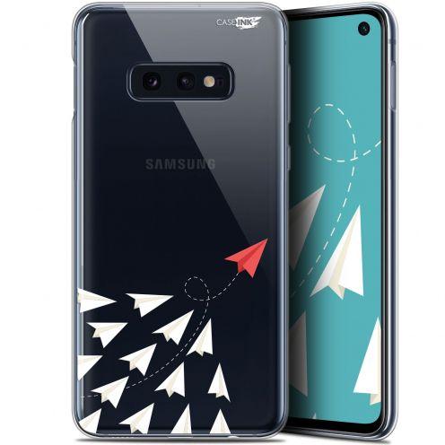 """Coque Gel Samsung Galaxy S10e (5.8"""") Extra Fine Motif - Papier Volant"""