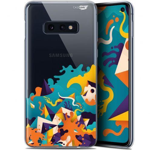 "Coque Gel Samsung Galaxy S10e (5.8"") Extra Fine Motif - Les Vagues"