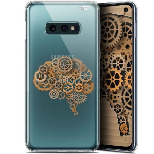 """Coque Gel Samsung Galaxy S10e (5.8"""") Extra Fine Motif - Mécanismes du Cerveau"""