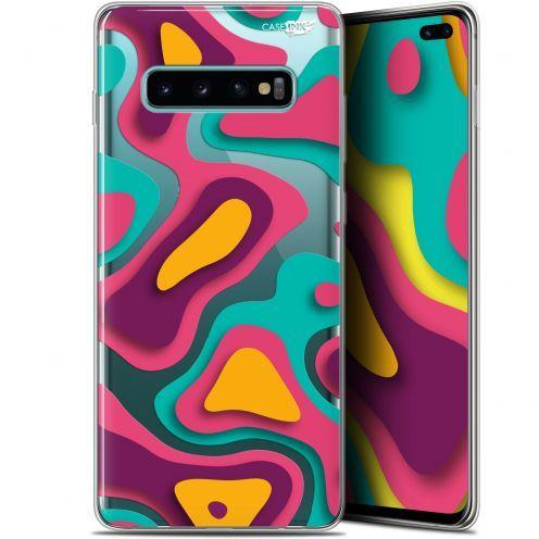 "Coque Gel Samsung Galaxy S10+ (6.4"") Extra Fine Motif -  Popings"