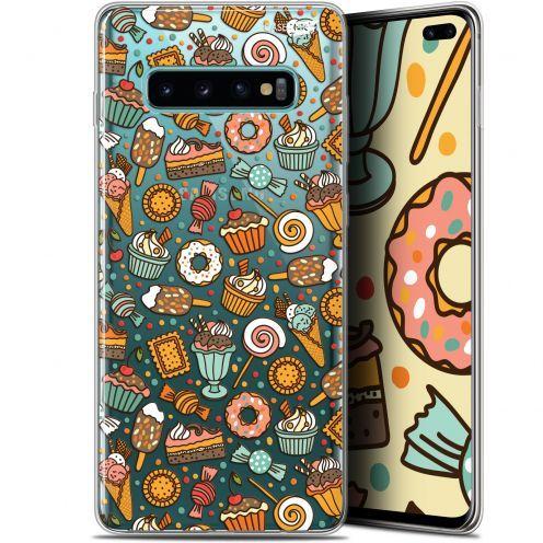 "Coque Gel Samsung Galaxy S10+ (6.4"") Extra Fine Motif -  Bonbons"