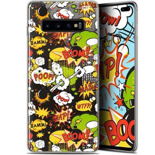 "Coque Gel Samsung Galaxy S10+ (6.4"") Extra Fine Motif - Bim Bam Boom"