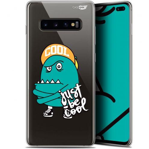 "Coque Gel Samsung Galaxy S10+ (6.4"") Extra Fine Motif -  Be Cool"