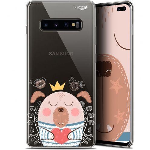 """Coque Gel Samsung Galaxy S10+ (6.4"""") Extra Fine Motif -  Sketchy Dog"""