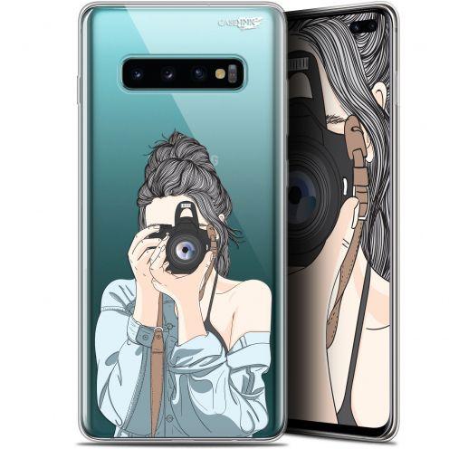 """Coque Gel Samsung Galaxy S10+ (6.4"""") Extra Fine Motif -  La Photographe"""
