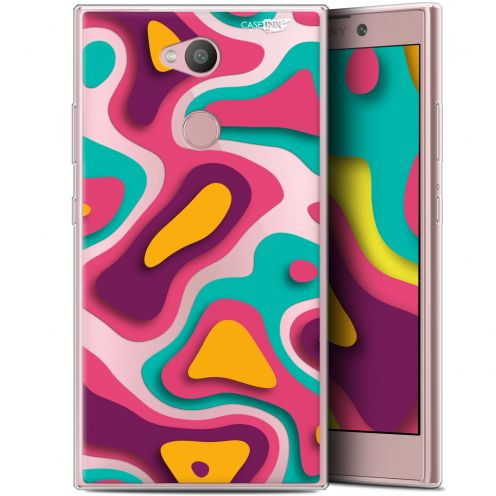 """Coque Gel Sony Xperia L2 (5.5"""") Extra Fine Motif - Popings"""