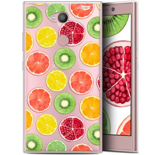 "Coque Gel Sony Xperia L2 (5.5"") Extra Fine Motif -  Fruity Fresh"