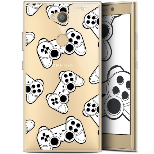 "Coque Gel Sony Xperia L2 (5.5"") Extra Fine Motif - Game Play Joysticks"