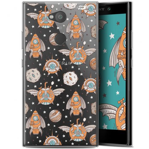 "Coque Gel Sony Xperia L2 (5.5"") Extra Fine Motif -  Punk Space"