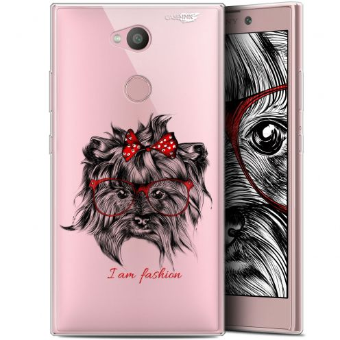 "Coque Gel Sony Xperia L2 (5.5"") Extra Fine Motif -  Fashion Dog"