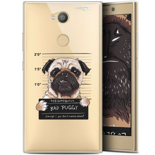 "Coque Gel Sony Xperia L2 (5.5"") Extra Fine Motif -  Beware The Puggy Dog"