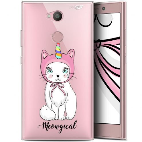 """Coque Gel Sony Xperia L2 (5.5"""") Extra Fine Motif -  Ce Chat Est MEOUgical"""