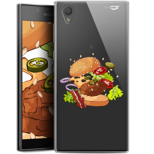 "Coque Gel Sony Xperia L1 (5.5"") Extra Fine Motif - Splash Burger"