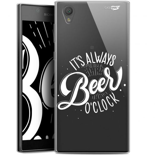 "Coque Gel Sony Xperia L1 (5.5"") Extra Fine Motif - Its Beer O'Clock"