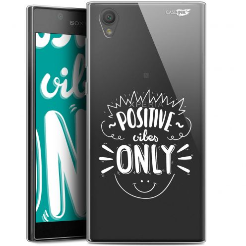 """Coque Gel Sony Xperia L1 (5.5"""") Extra Fine Motif - Positive Vibes Only"""