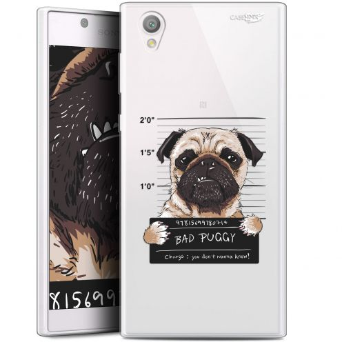 "Coque Gel Sony Xperia L1 (5.5"") Extra Fine Motif - Beware The Puggy Dog"