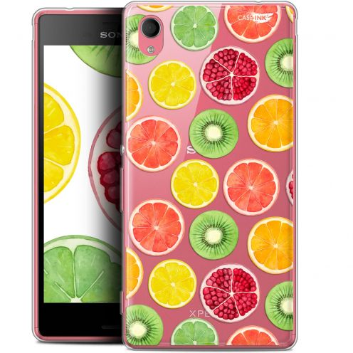 "Coque Gel Sony Xperia M4 Aqua (5"") Extra Fine Motif - Fruity Fresh"