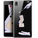 """Coque Gel Sony Xperia M4 Aqua (5"""") Extra Fine Motif -  Cartes Magiques"""