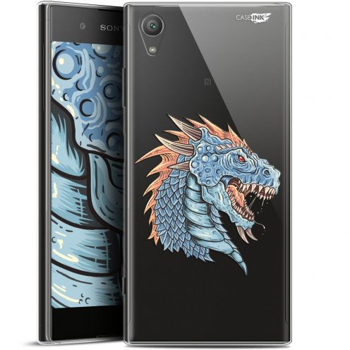 "Coque Gel Sony Xperia XA1 PLUS (5.5"") Extra Fine Motif - Dragon Draw"