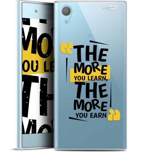 """Coque Gel Sony Xperia XA1 PLUS (5.5"""") Extra Fine Motif -  The More You Learn"""