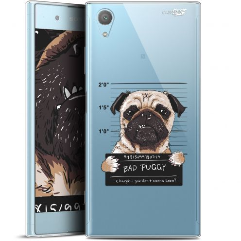 "Coque Gel Sony Xperia XA1 PLUS (5.5"") Extra Fine Motif - Beware The Puggy Dog"