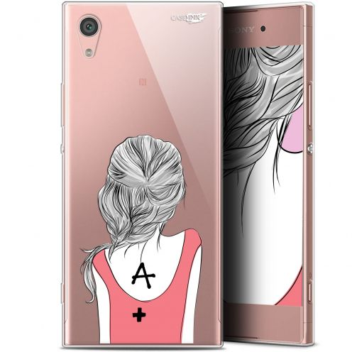"Coque Gel Sony Xperia XA1 (5"") Extra Fine Motif - See You"