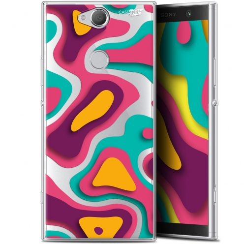"Coque Gel Sony Xperia XA2 PLUS (6"") Extra Fine Motif -  Popings"