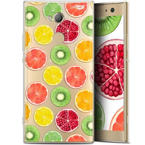 "Coque Gel Sony Xperia XA2 ULTRA (6"") Extra Fine Motif - Fruity Fresh"