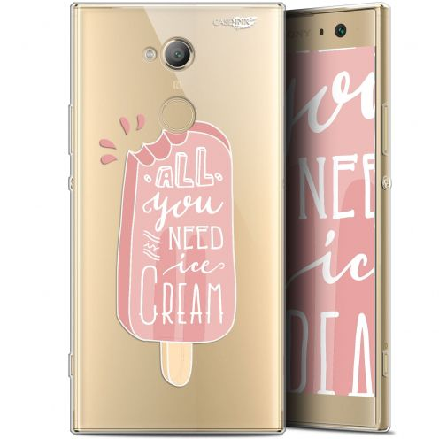 "Coque Gel Sony Xperia XA2 ULTRA (6"") Extra Fine Motif - Ice Cream"