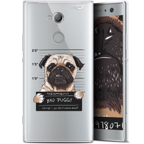 "Coque Gel Sony Xperia XA2 ULTRA (6"") Extra Fine Motif - Beware The Puggy Dog"