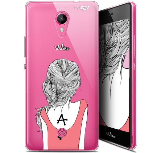 """Coque Gel Wiko Tommy (5"""") Extra Fine Motif -  See You"""