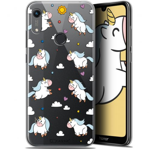 """Coque Gel Huawei Honor 8A (6.1"""") Extra Fine Fantasia - Licorne In the Sky"""