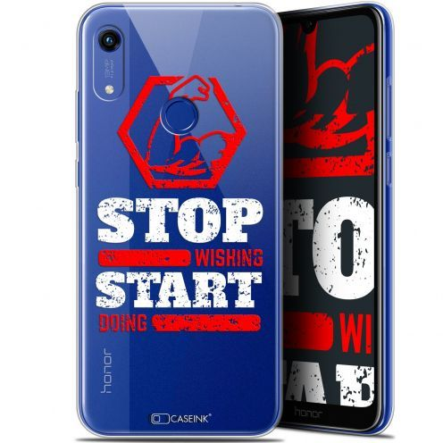 "Coque Gel Huawei Honor 8A (6.1"") Extra Fine Quote - Start Doing"