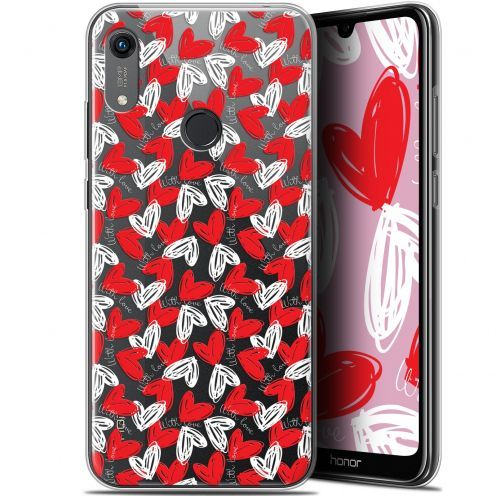 "Coque Gel Huawei Honor 8A (6.1"") Extra Fine Love - With Love"
