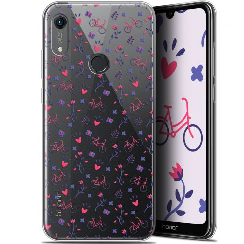 "Coque Gel Huawei Honor 8A (6.1"") Extra Fine Love - Bicycle"