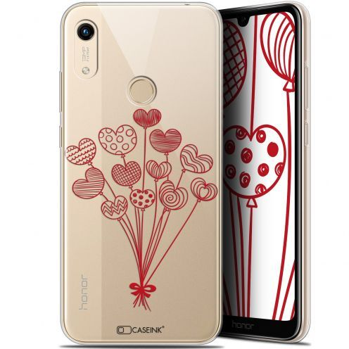"""Coque Gel Huawei Honor 8A (6.1"""") Extra Fine Love - Ballons d'amour"""