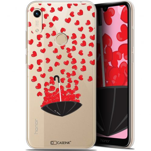 "Coque Gel Huawei Honor 8A (6.1"") Extra Fine Love - Parapluie d'Amour"
