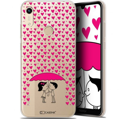 "Coque Gel Huawei Honor 8A (6.1"") Extra Fine Love - Pluie d'Amour"