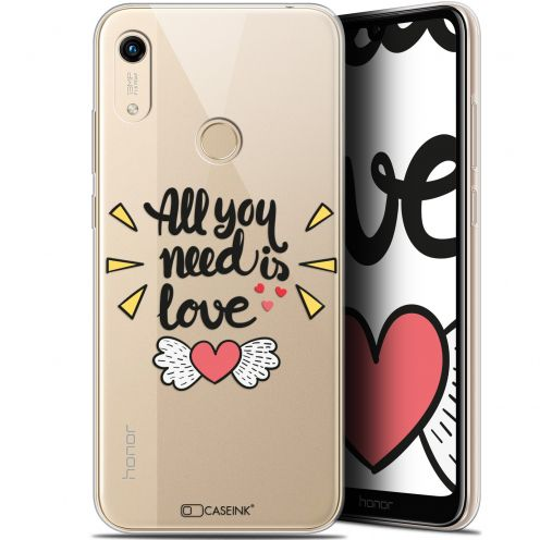 "Coque Gel Huawei Honor 8A (6.1"") Extra Fine Love - All U Need Is"