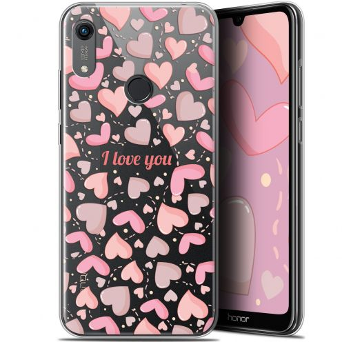 "Coque Gel Huawei Honor 8A (6.1"") Extra Fine Love - I Love You"