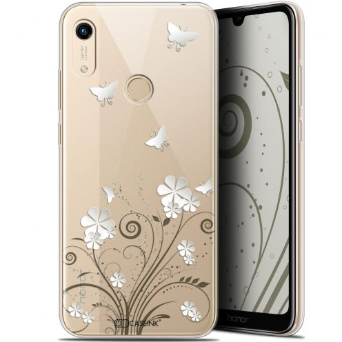 """Coque Gel Huawei Honor 8A (6.1"""") Extra Fine Summer - Papillons"""