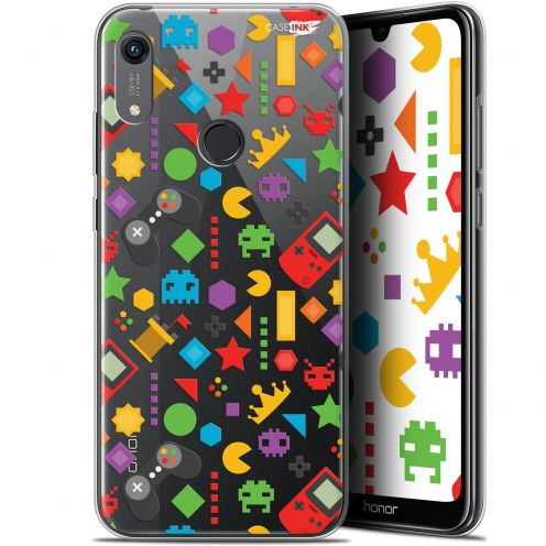 "Coque Gel Huawei Honor 8A (6.1"") Extra Fine Motif - PacMan"