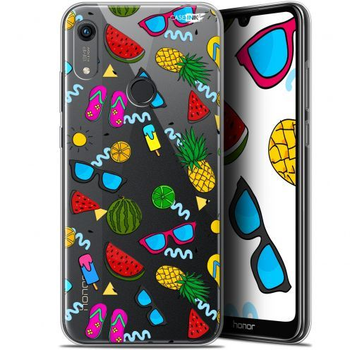"""Coque Gel Huawei Honor 8A (6.1"""") Extra Fine Motif -  Summers"""
