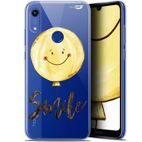 """Coque Gel Huawei Honor 8A (6.1"""") Extra Fine Motif - Smile Baloon"""