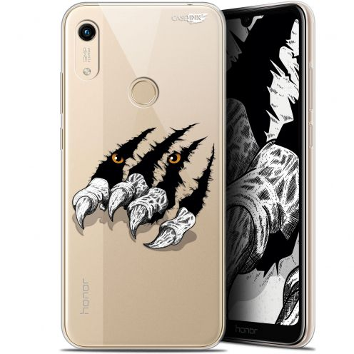 """Coque Gel Huawei Honor 8A (6.1"""") Extra Fine Motif -  Les Griffes"""